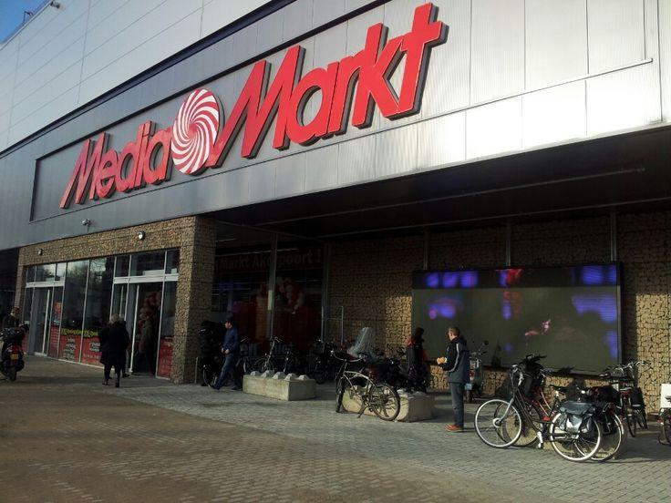 Another Media Markt in Amsterdam Nieuwe West
