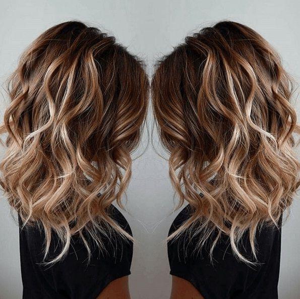 Les Plus Beaux Balayage Cheveux Tendance 2017   Coiffure simple et facile