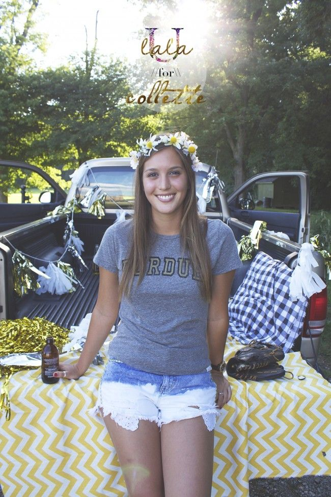 The perfect tailgating outfit