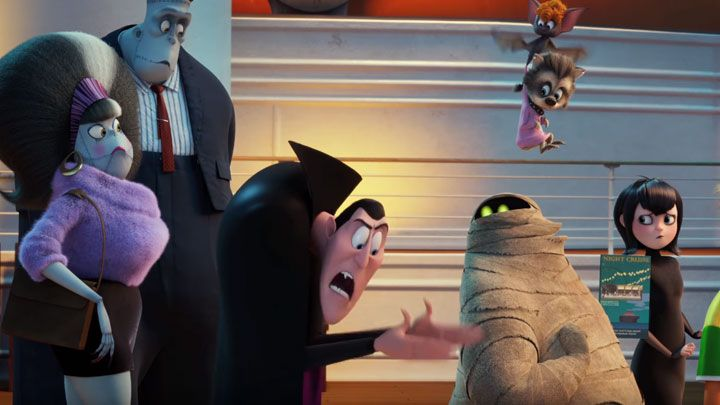 #Hotel Transylvania 3: Summer Vacation Full Movie It is recommended to you ? Here you see the film full HD quality Update 2018 film box office It supports all languages