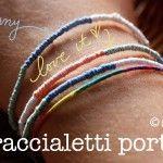 Braccialetti Portafortuna Fai Da Te | Un'Idea Nelle Mani ... ricicla, riusa, riadatta, ricrea, inventa