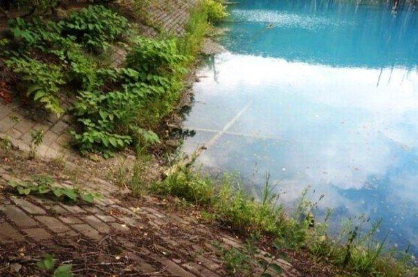 Голубой пруд Хоккайдо - Путешествуем вместе