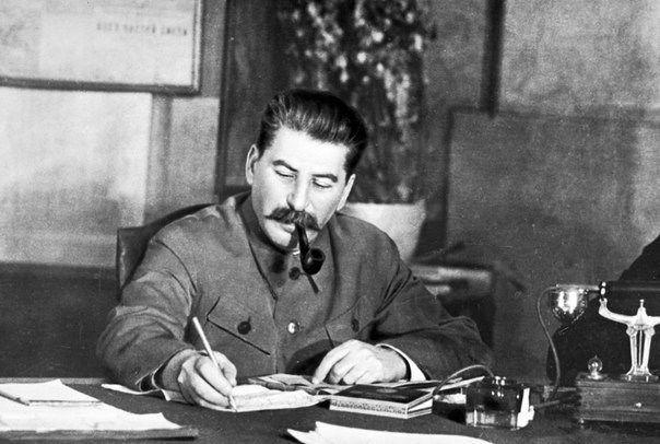 Сталинский прорыв