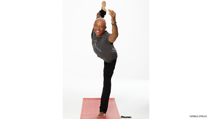 Russell Simmons: 6 Ways Meditation Stokes an Entrepreneurial Spirit. Hip-hop icon, record mogul, fashion designer, and author Russell Simmons just launched Tantris, a high-end activewear brand and yoga wellness center in West Hollywood. And he credits meditation with helping him create his vision.