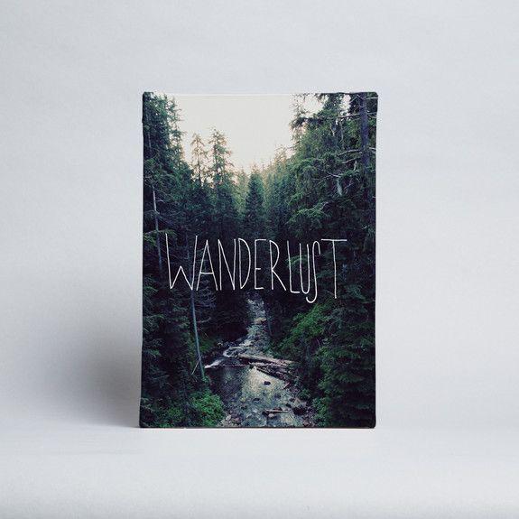 Leah Flores - Wanderlust - Canvas