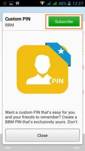 Cara Membuat PIN BBM Cantik (Custom PIN BBM)
