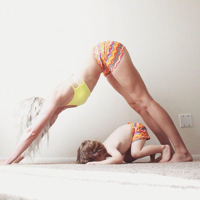 Des poses de yoga pour lutter contre les maladies mentales  2Tout2Rien