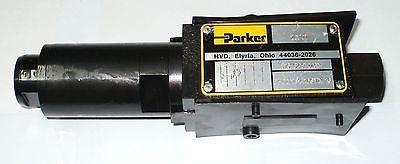Parker hydraulic PRDM2AA16SVN pressure reducing valve
