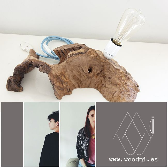 Lámparas Woodmi // Woodmi lamps // Little*Haus Magazine