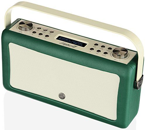 Deals week  VQ Hepburn Mk II DAB    DAB  Digital Radio with FM Bluetooth    Alarm Clock  8211