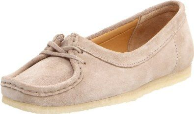 Clarks Women's Wallabee Chic Slip-On Loafer,Sand Suede,8.5 M US Clarks. $120.00