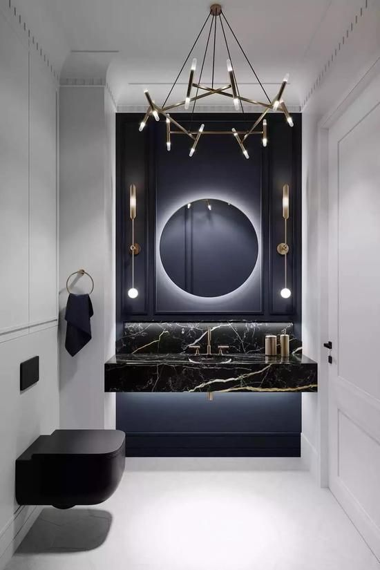 A smart washbasin determines the fashion level of the whole family. - urattracti...