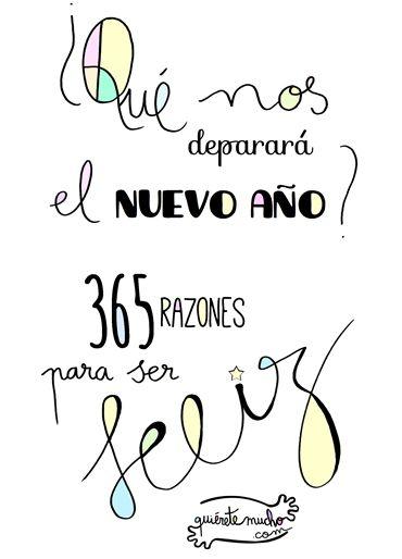 Feliz año desde www.quieretemucho.com