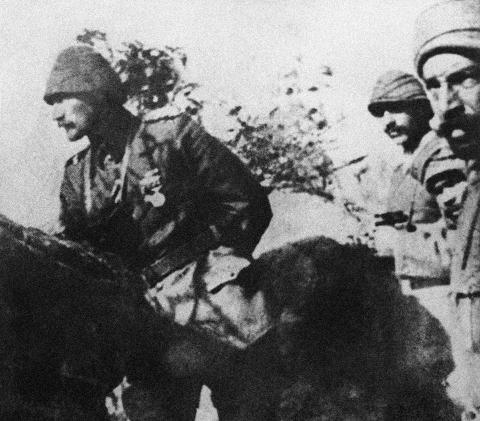 Schlacht von Gallipoli: Tod in den Dardanellen - SPIEGEL ONLINE - Nachrichten - einestages