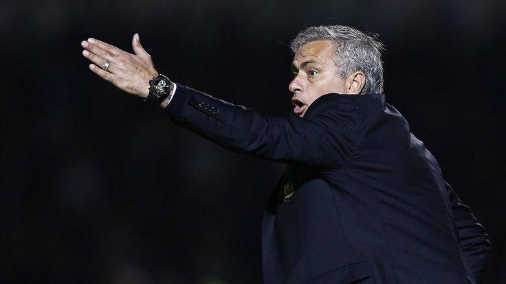 Nun Stadtderby im Ligapokal: Mourinhos ManUnited kann es doch noch