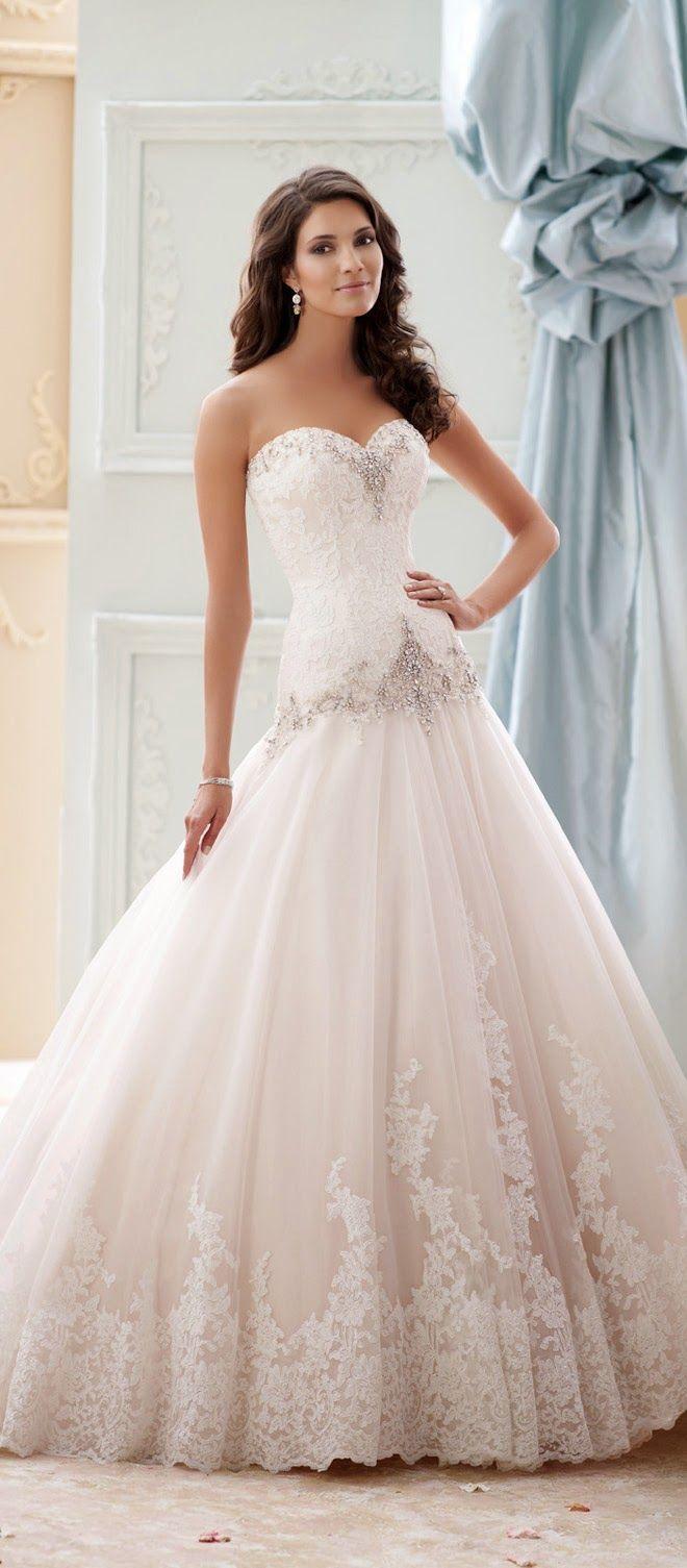 4443 besten Wedding Desses : Ball Gown Bilder auf Pinterest ...