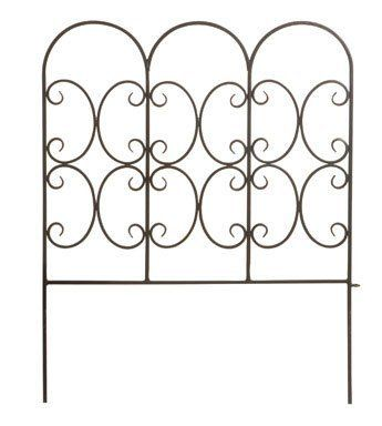 26 best Outdoor Décor - Decorative Fences images on Pinterest ...