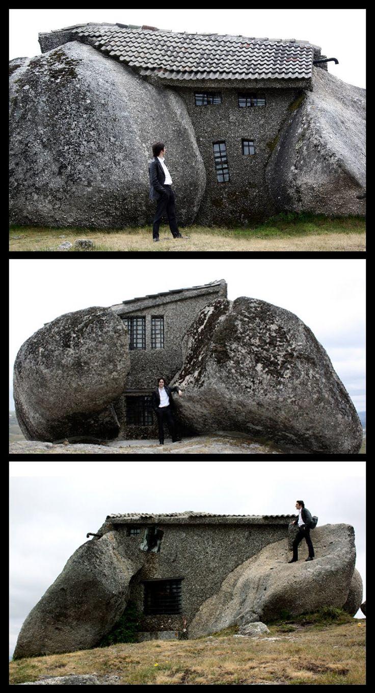 Stone House - Guimaraes, Portugal