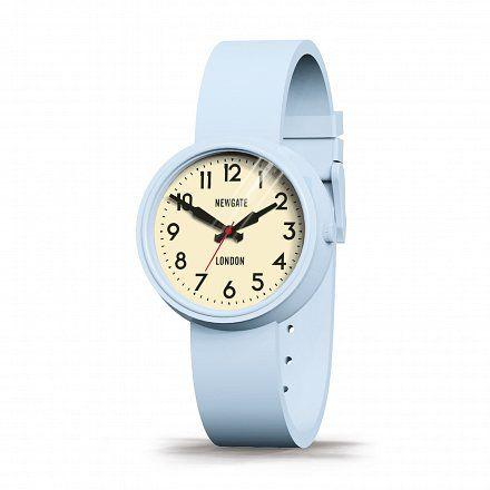 Newgate Electric watch in Kitty Blue