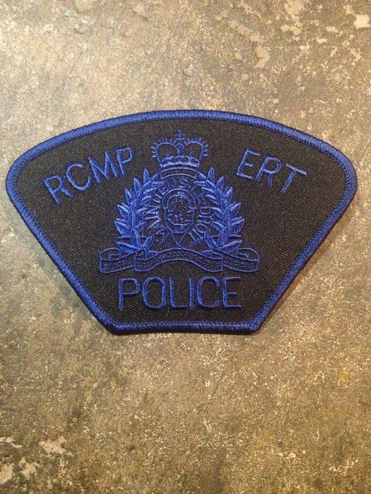 RCMP ERT