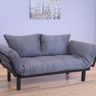 Found it at Wayfair - Spacely Convertible Lounger Futon