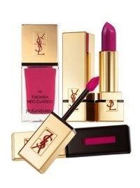 For the winter of 2012, Yves Saint Laurent went all vintage, creating the New Vintage makeup collection inspired from the timeless iconic shades of the past.