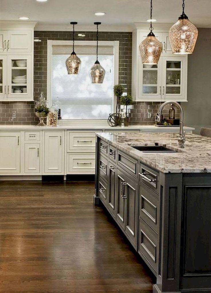Pics Of Harga Kitchen Cabinet 3g And Distressed Kitchen Cabinet Hardware Cabinets Kitchen Rustic Farmhouse Kitchen Kitchen Backsplash Designs Modern Kitchen