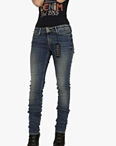 Spodnie Damskie Jeansy TOMMY HILFIGER milan skinny boston blue