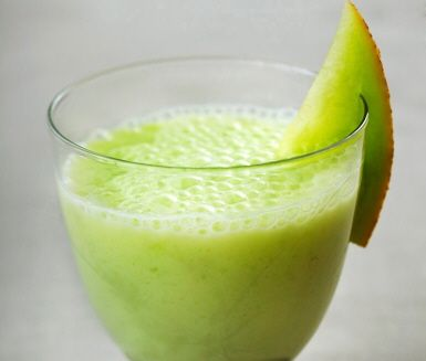Recept: Melon- och ingefärslassi