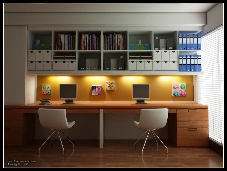 Study Room Ideas - Freshnist Design