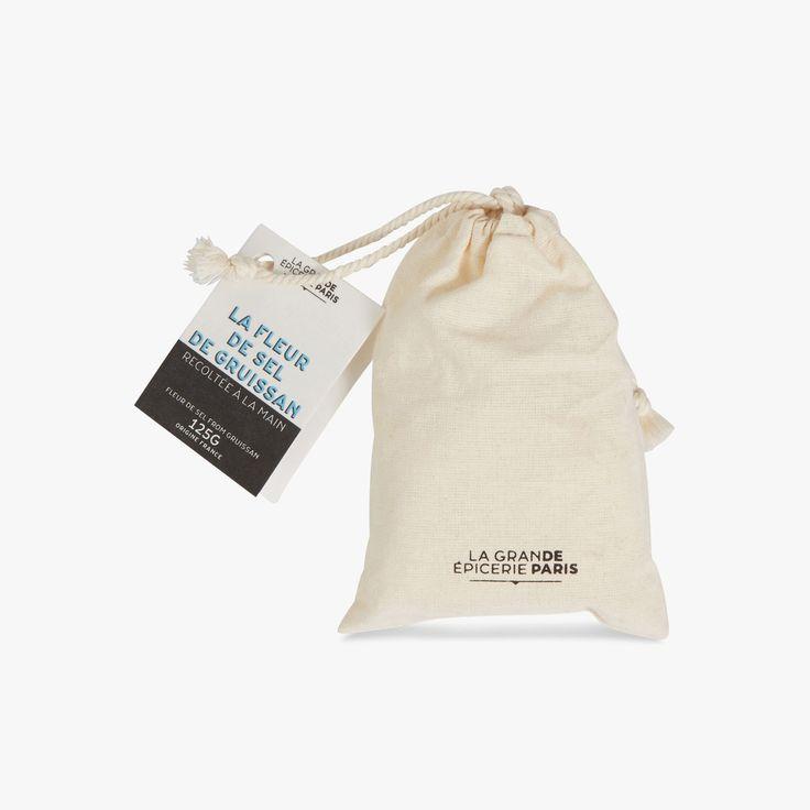 Fleur de sel de Gruissan  - La Grande Epicerie de Paris - Find this product on Bon March� website - La Grande Epicerie de Paris