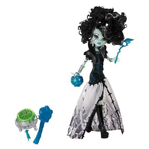 Monster High Ghouls Rule Doll - Frankie Stein  - Mattel 1001134 -  Fashion Dolls - 2012