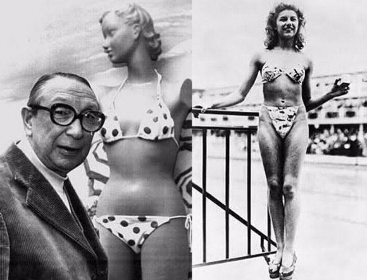 Bikiniyi İlk Kim Buldu?