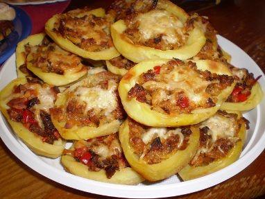 Zapečené brambory od babičky