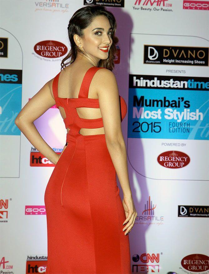 PIX: Aishwarya, Deepika, Sonam go GLAM for HT Style awards - Rediff.com movies