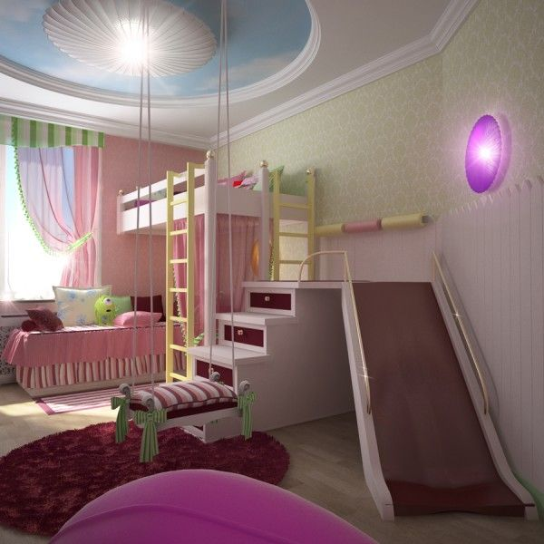 Playroom: 25+ Best Ideas About Little Girls Playroom On Pinterest