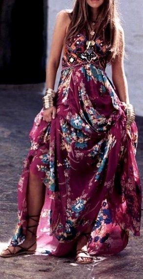Boho, Bohemian, Gypsy, Hippie, Aztec, Tribal, Ethnic, jewellery, Style, Fashion…