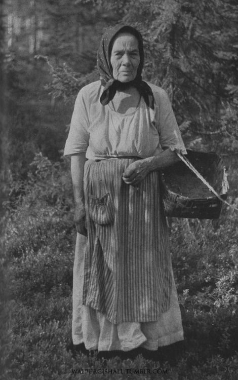 walpurgishall:Miron-Aku was one of the last infamous finnish witches, the keeper of the ancient knowledge. Her rituals were recorded for studies during the Ahnenerbe expedition,which was led by Yrjö von Grönhagen by the personal appoinment from Henrich Himmler.