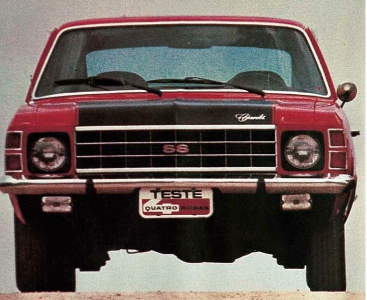 Opala SS-4 / SS-6 -1975