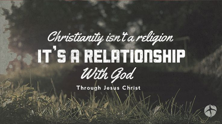 an intimate relationship with jesus christ
