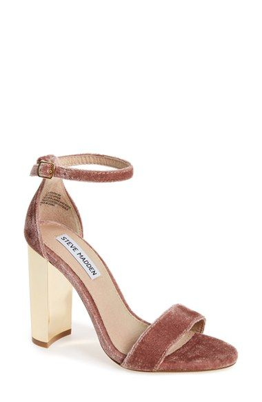 Free shipping and returns on Steve Madden Carrson Strappy Sandal (Women) at  Nordstrom.