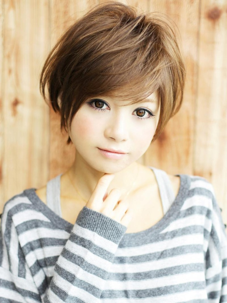 Teen Hairstyles: 10 Best Ideas About Short Teen Hairstyles On Pinterest
