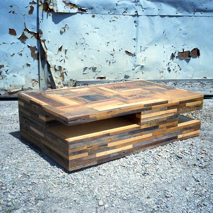 Stack Coffee Table - By Project Sunday    $1,590