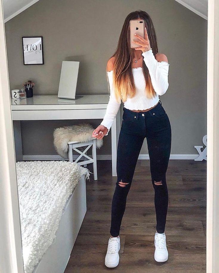 10 Jeans de mode pour femmes de 2019 – Letme Beauty