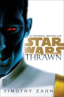 Timothy Zahn is one of the great Star Wars storytellers. Here, he talks about Star Wars: Thrawn and some interesting thoughts about his signature villain.