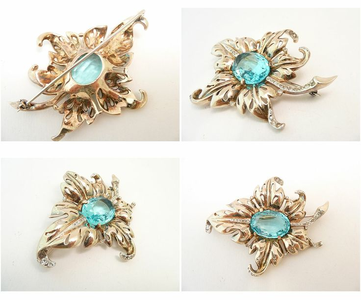 170 best Jewelry Signed Vintage Costume Jewelry images on
