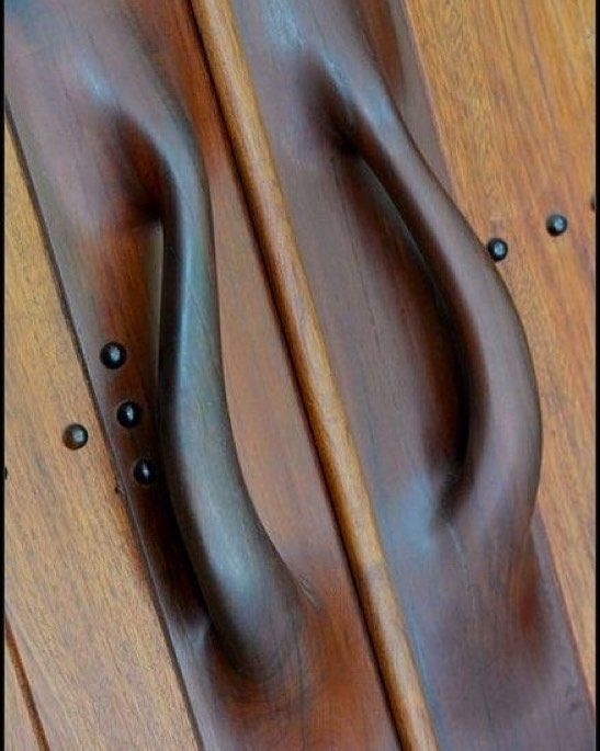 These are wicked. #inspired #sculpted #doorhandles #goingtotrythis