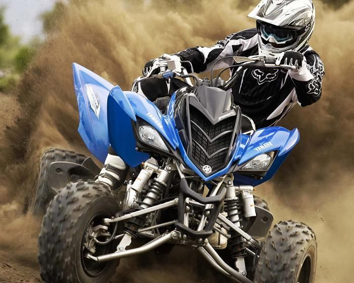 YAMAHA RAPTOR- want my own:)