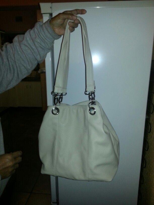 Genuine leather bags by my mom Salome Hendricks