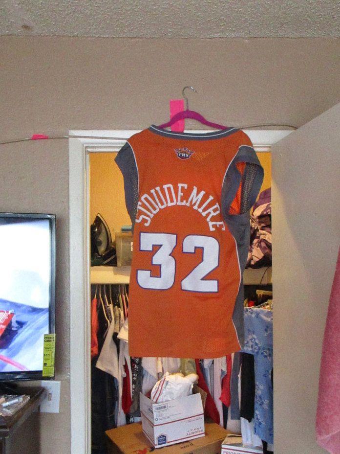 Basketball Phoenix Suns jersey Stoudemire 32 Nike Team sports uniforms retro vintage  XX Long size Large by MYBARTERZONE on Etsy